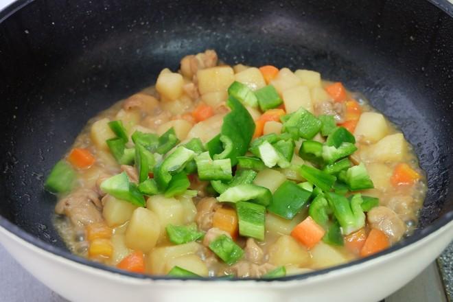 土豆烧鸡腿肉怎样炒