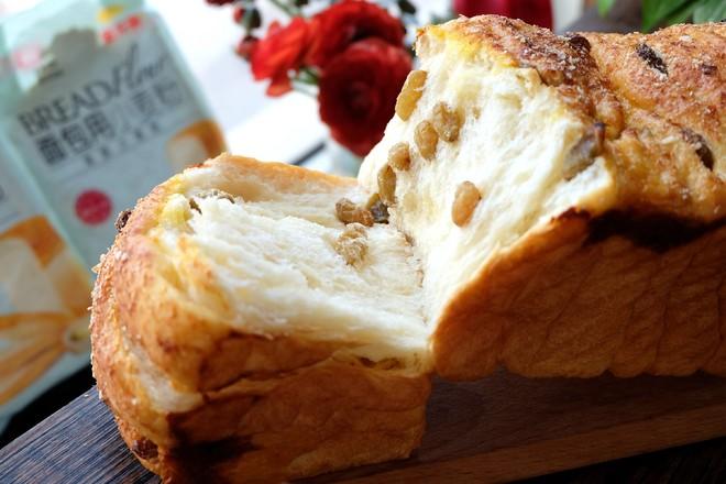 炼乳葡萄干面包的做法大全