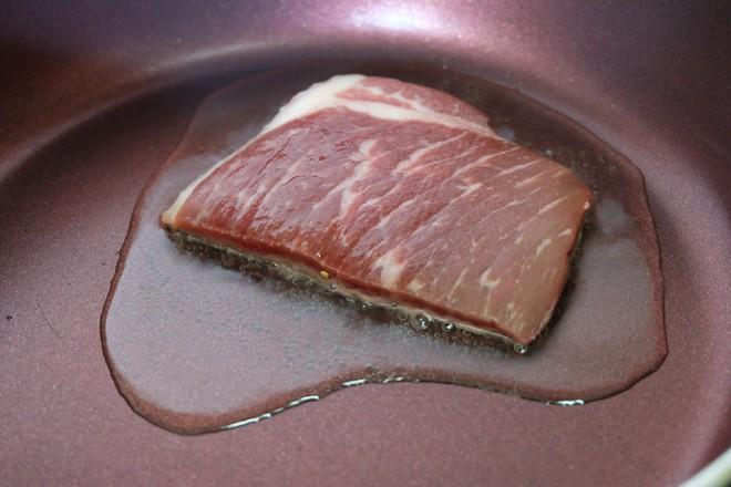 黑椒牛排空心面怎么煮