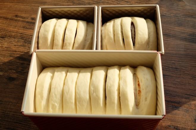 豆沙吐司面包的步骤