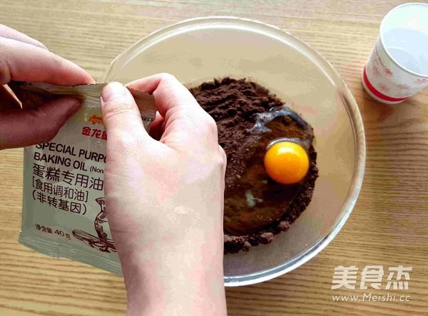 圣诞蛋糕 — 简易蛋糕做法的做法图解