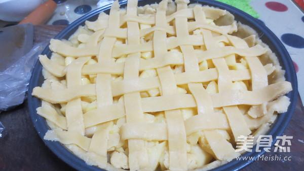 苹果派怎样炒