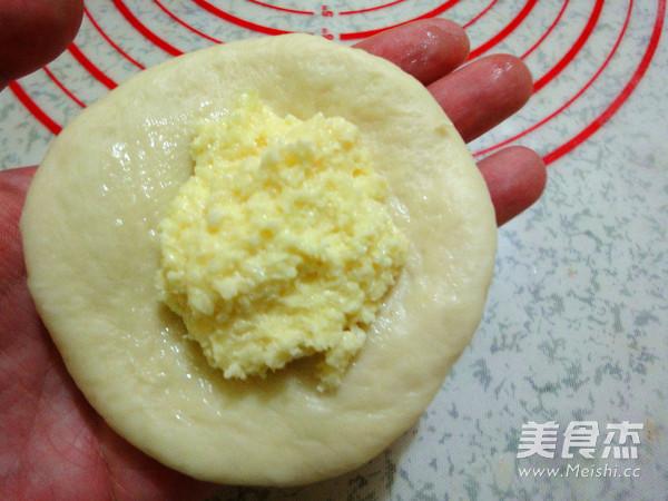 椰蓉花朵面包怎么做