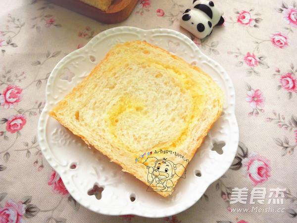 椰蓉吐司面包怎么煸