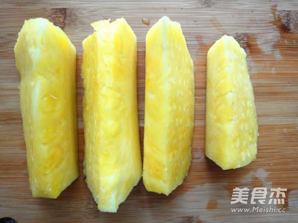 菠萝酱的做法大全