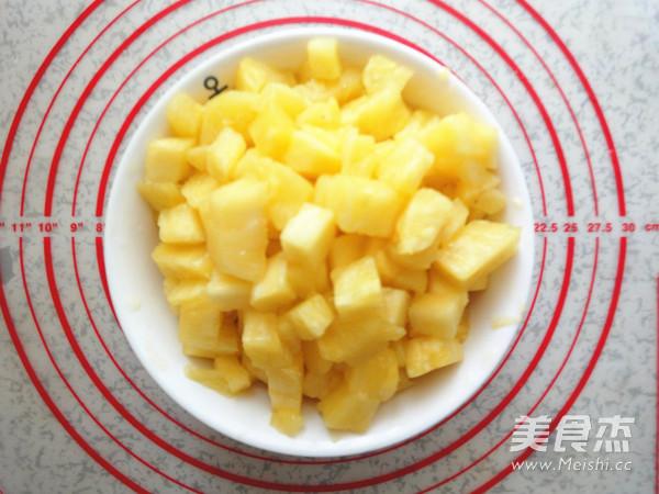 菠萝酱的家常做法