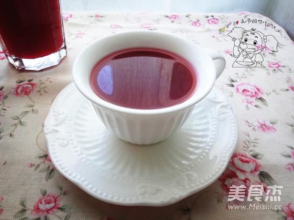 杨梅汁成品图