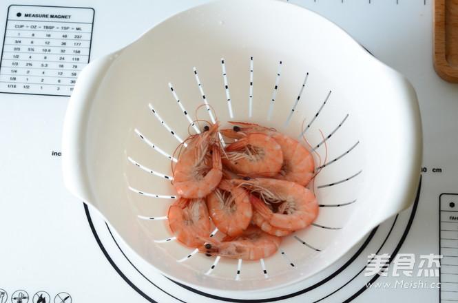 鲜虾干贝粥怎么吃