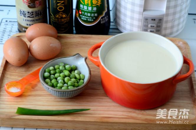 豆浆鸡蛋羹的做法大全