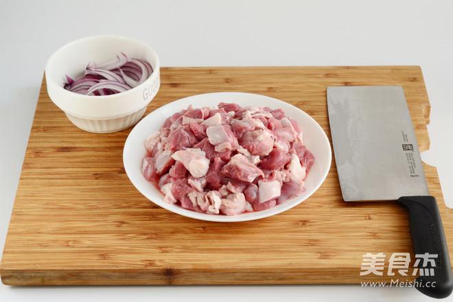 香辣孜然羊肉串的做法图解
