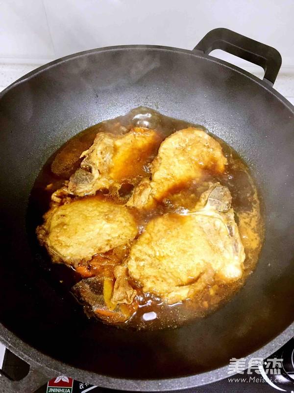 红烧大排怎么煮