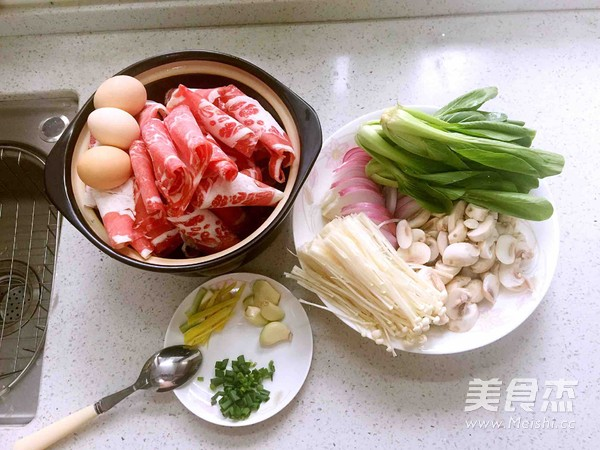 石锅牛肉拌饭的做法大全
