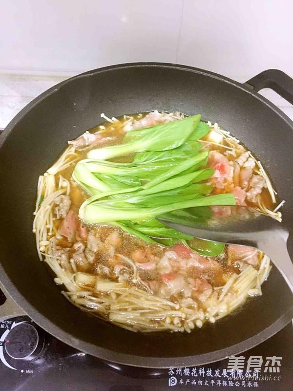 石锅牛肉拌饭怎么煮