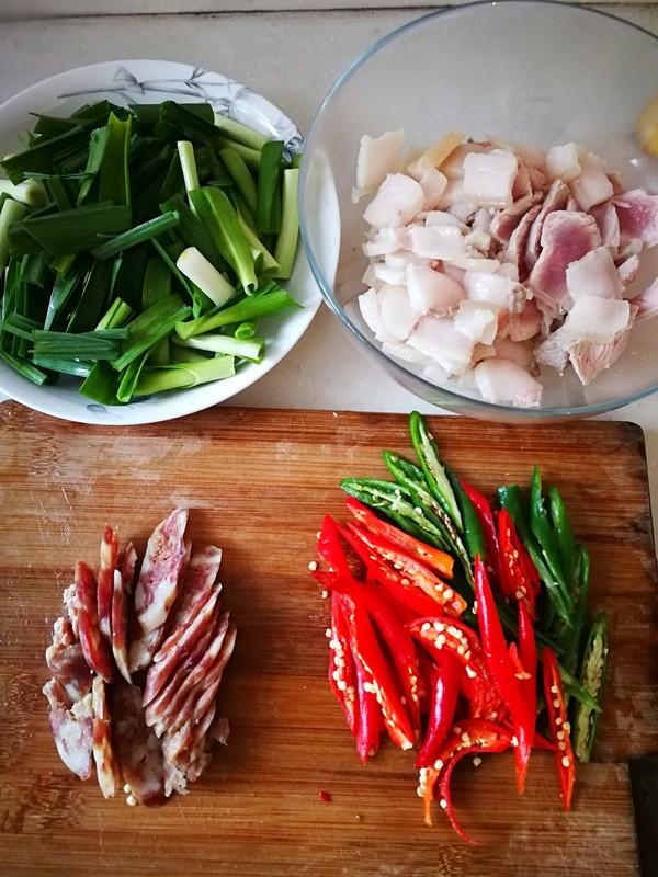 回锅肉的做法图解