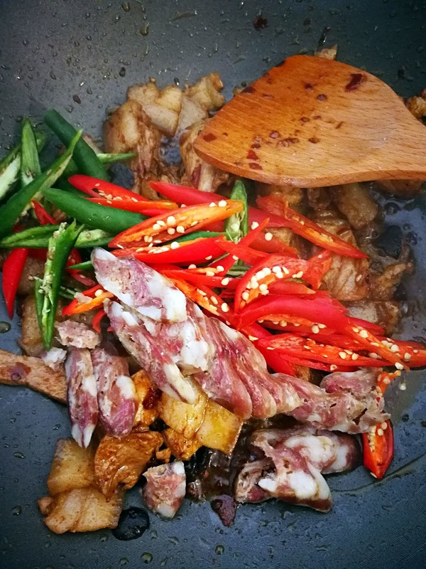 回锅肉怎么做