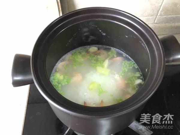 海鲜砂锅粥的简单做法