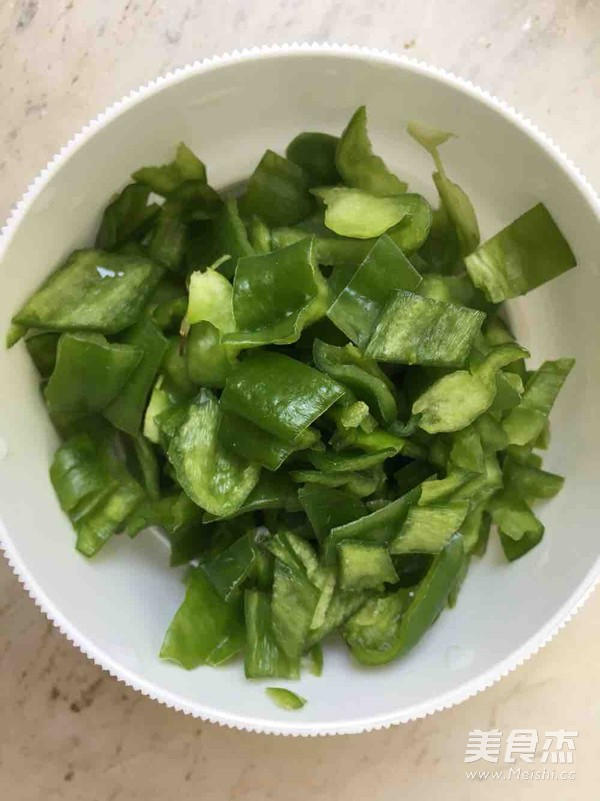 土豆蔬菜沙拉的步骤