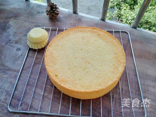 戚风蛋糕怎样煮