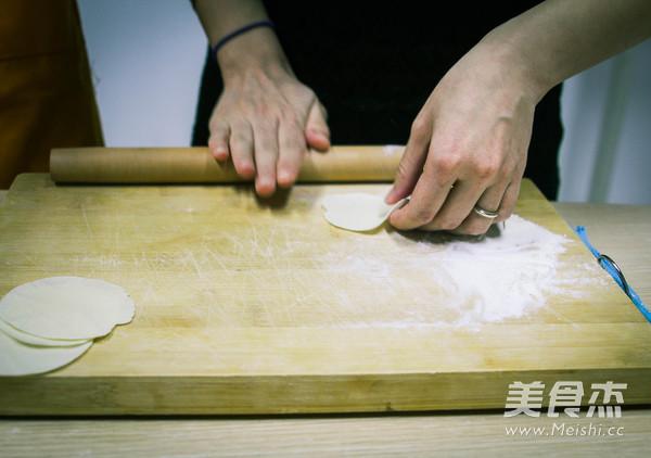 三鲜馅水饺怎样煸