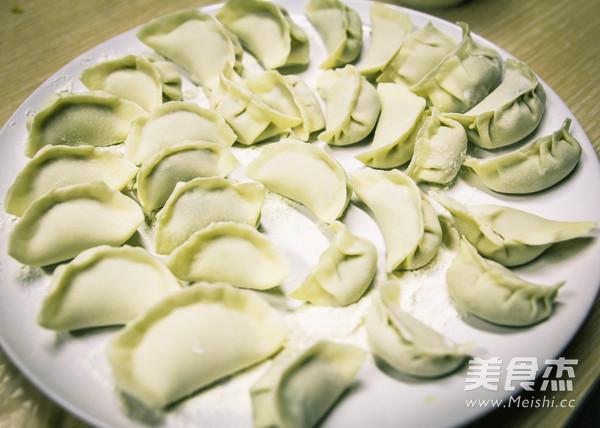 三鲜馅水饺的制作大全