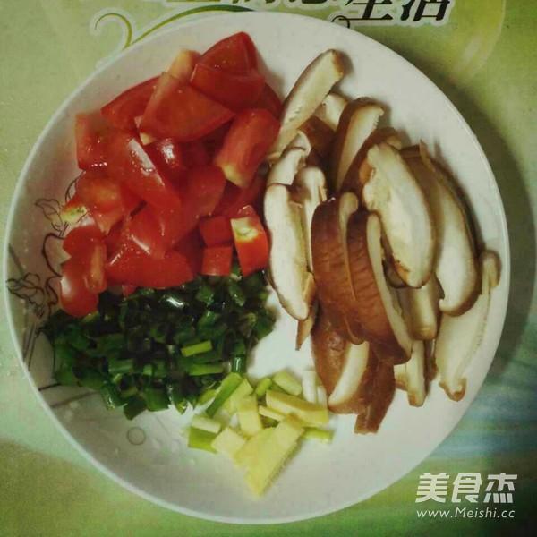 番茄蘑菇牛肉丸汤的做法图解