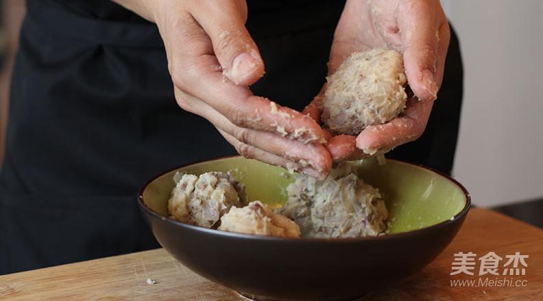 脆糯可乐饼的简单做法