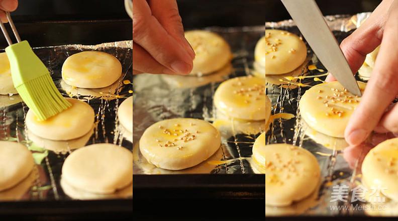 酥香老婆饼怎么炒