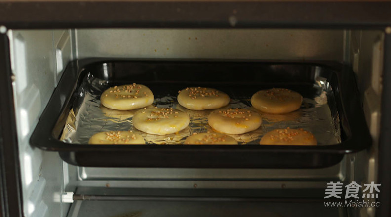 酥香老婆饼怎么煮