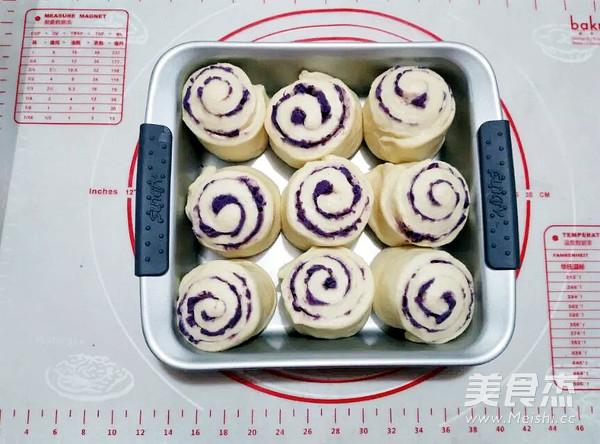 紫薯面包怎么煸