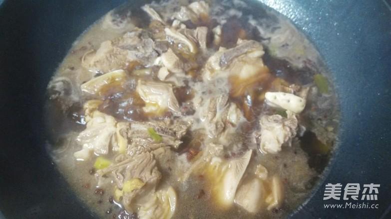 冬日暖菜:红烧羊排怎么吃