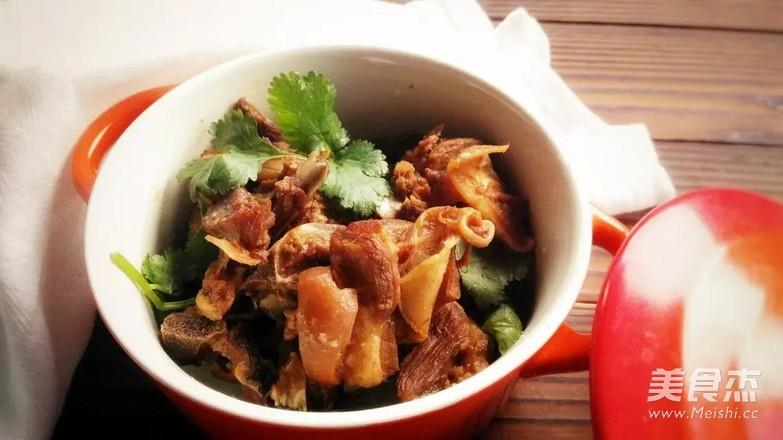 冬日暖菜:红烧羊排怎么做
