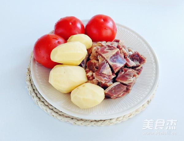 好吃不止一点点,番茄土豆炖牛腩的做法大全