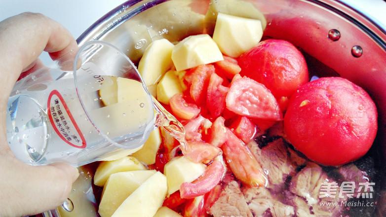 好吃不止一点点,番茄土豆炖牛腩怎么吃