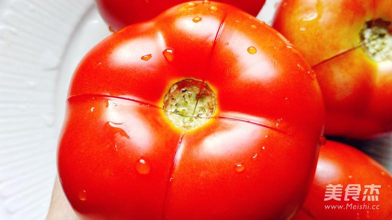 番茄炖牛尾的家常做法