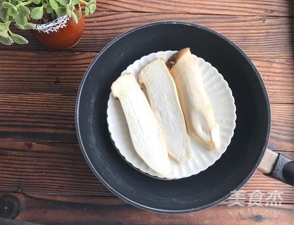 凉拌杏鲍菇的家常做法