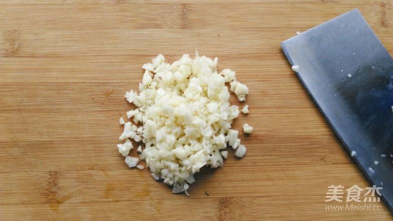 蒜蓉蒸金针菇的做法图解