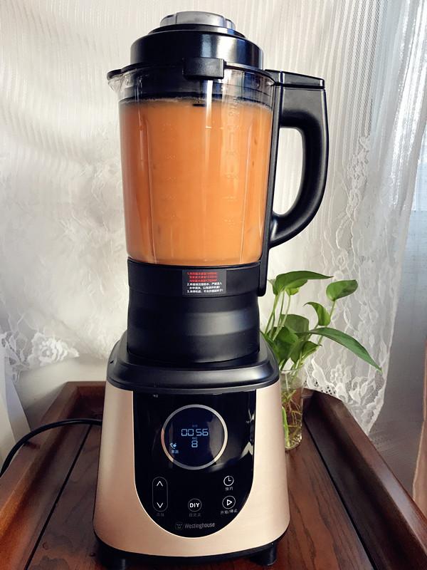 苹果胡萝卜汁怎么做