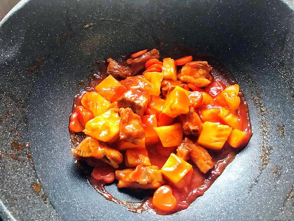 菠萝排骨怎么煮