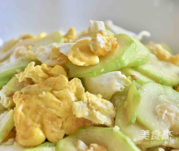 西葫芦炒鸡蛋怎么吃