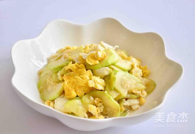 西葫芦炒鸡蛋怎么做