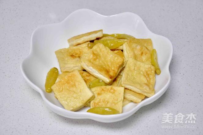 泡椒豆腐怎么煮