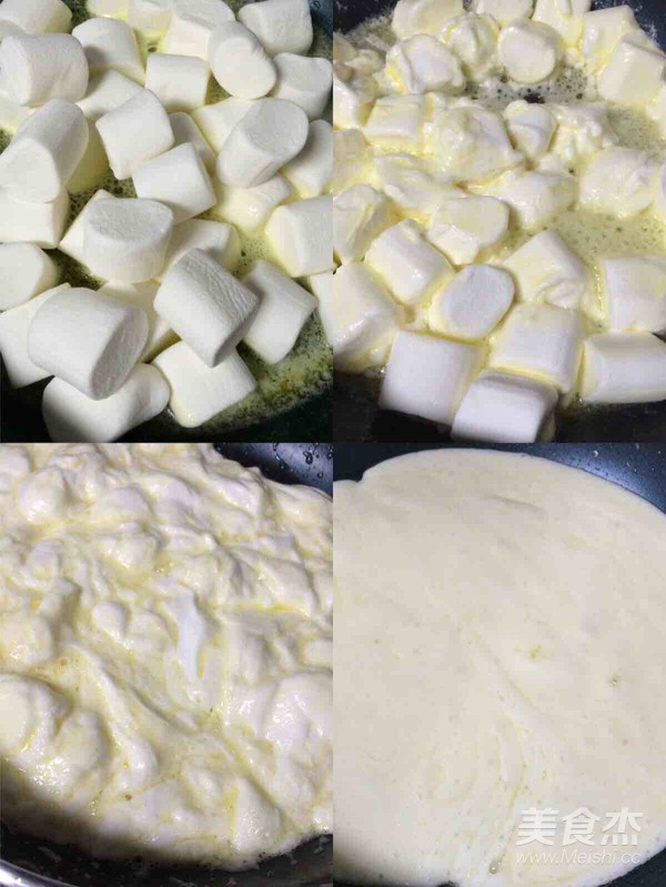 可拉丝的牛扎饼的家常做法