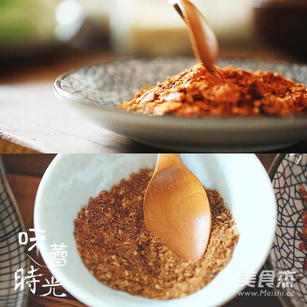 重庆小面(自制版)的家常做法