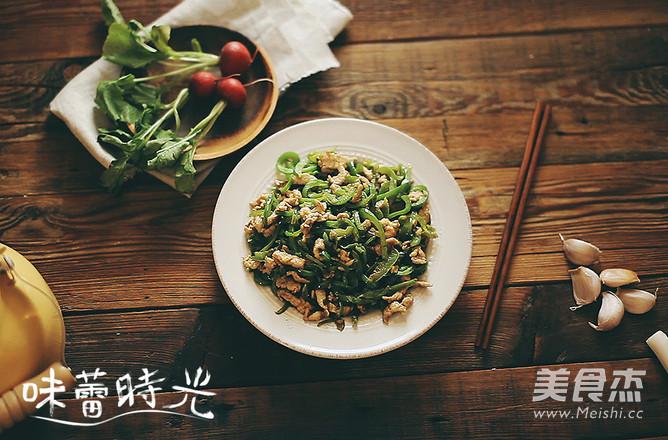 青椒炒肉怎么吃