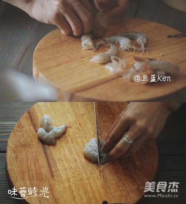 海鲜炒面的做法图解