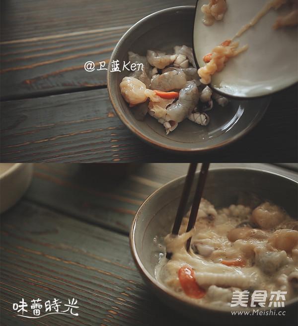 海鲜炒面的简单做法