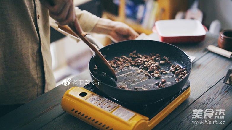 麻婆豆腐的步骤