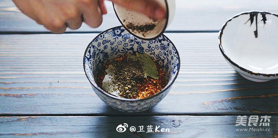 川味凉面   味蕾时光的家常做法