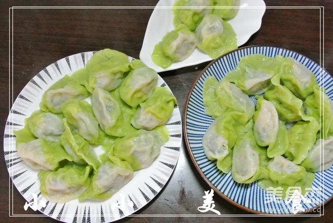 白菜翡翠饺子怎么炖
