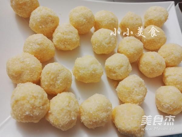椰蓉酥:绽放迷人、香味诱人的简单做法